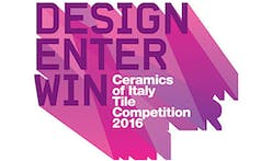 Call for Projects: Sign up now for the 2016 Ceramics of Italy Tile Competition!