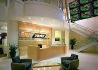 THQ Lobby Desk,Table, and Cloud duct system design/drafting