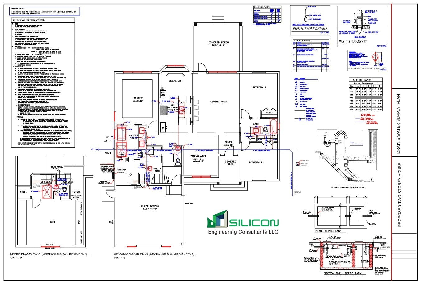 Plumbing Piping Cost Estimation Outsourcing Work | Silicon ...