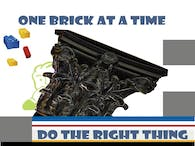 Do The Right Thing Graphic Board Continue