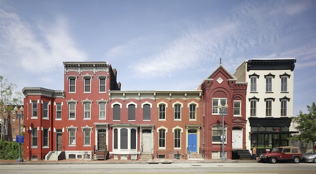 Street view of 1228 9th Street NW