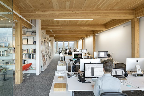Albina Yard Lever Architecture Archinect