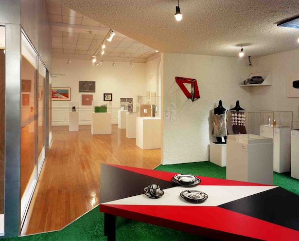 Museum of Merchandise, A Happening Place, 2003, The Gershman Y, Philadelphia (photo Jeffrey Totaro)