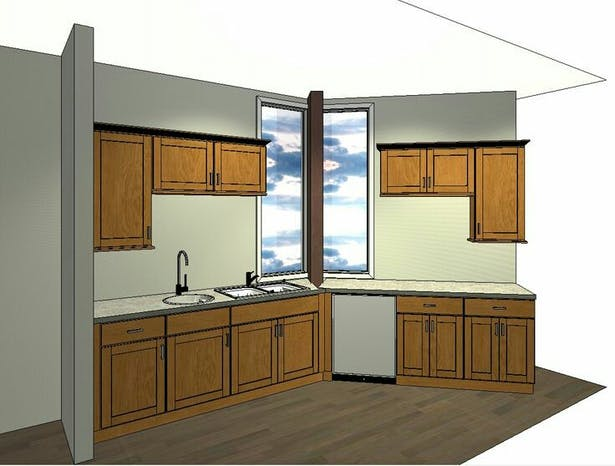 Rendering Done by Chief Architect X6 Interiors design software