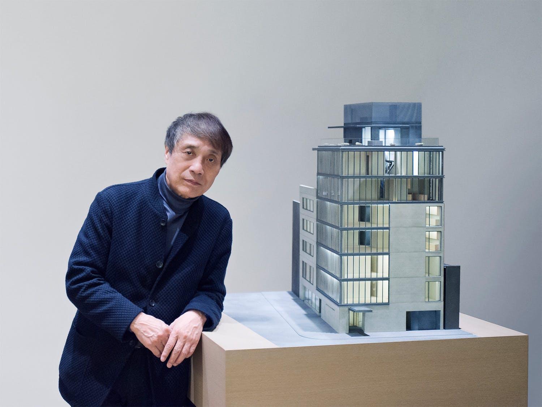 K Residence Floor Plan New Renderings Of Tadao Ando S Living Wall In Manhattan