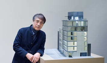 New renderings of Tadao Ando's living wall in Manhattan