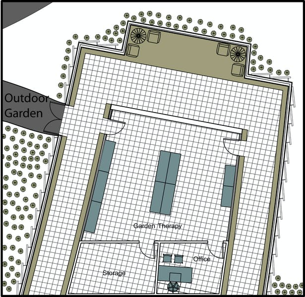 Garden Therapy Detail Plan