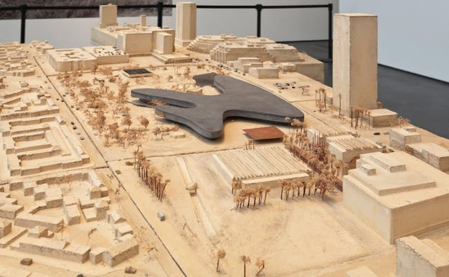 proposal by Peter Zumthor © 2013 Museum Associates : LACMA --