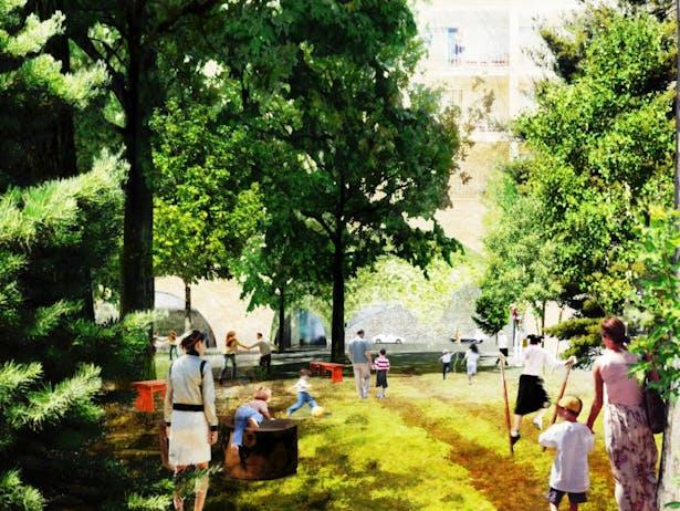 Lund Science Village Masterplan by schmidt hammer lassen architects
