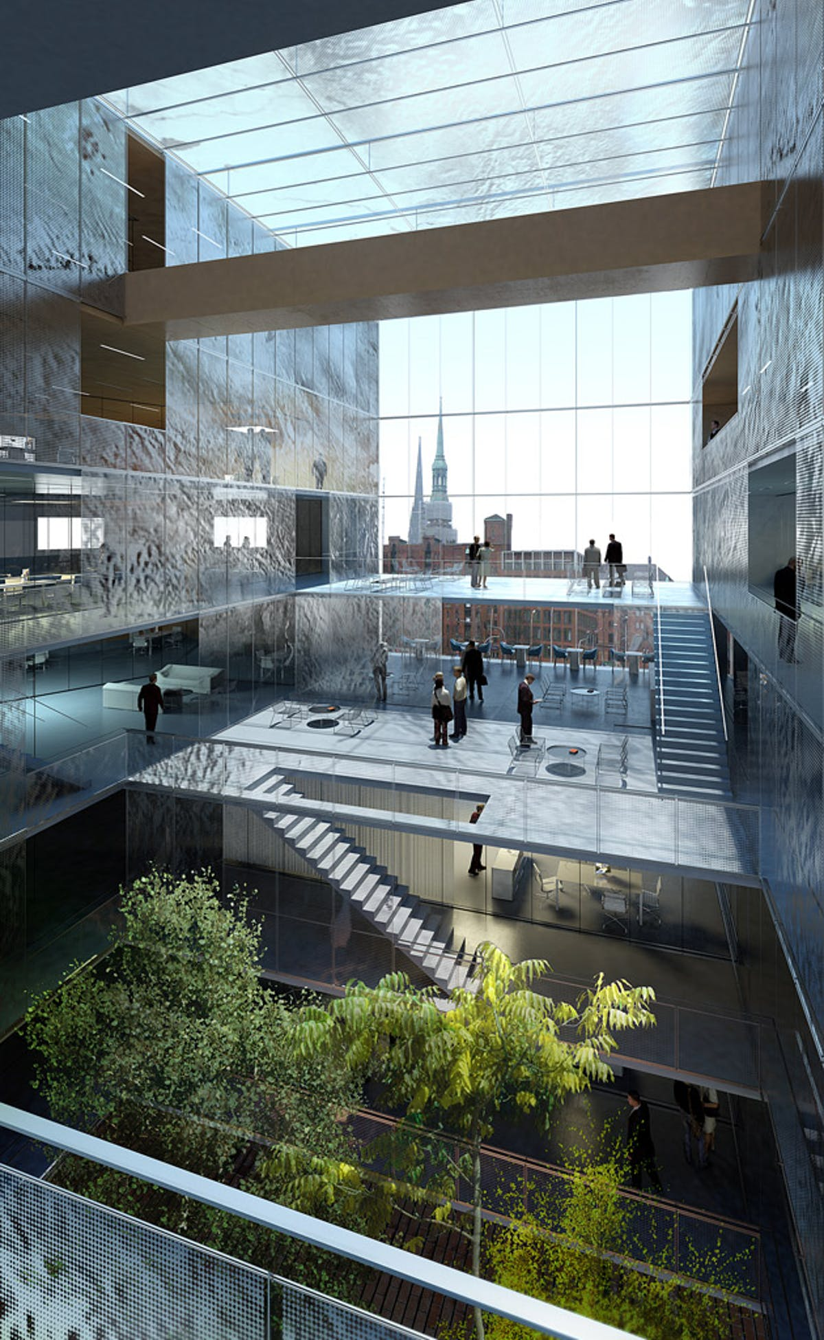 Magdeburger hafen hafencity hamburg lan architecture - Us department of the interior jobs ...