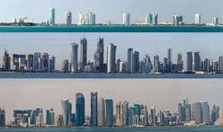 The monuments to Qatar's phenomenal growth