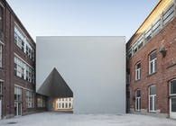 Architecture Faculty in Tournai