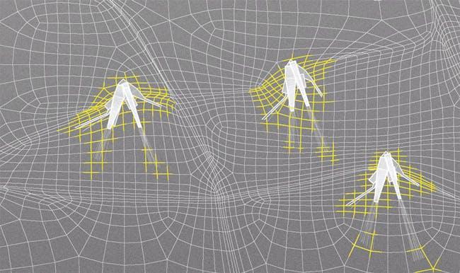 Kinetic plan diagram.