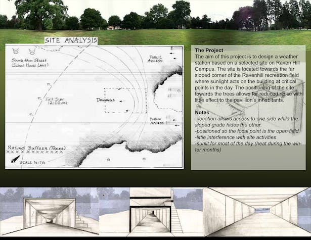 Weather Observatory | Anthony Arnone | Archinect