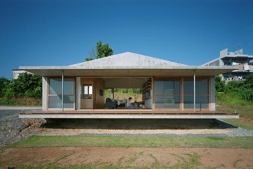 Winner - First Work: Shoko Murakaji: House on Iriomote Island, Japan