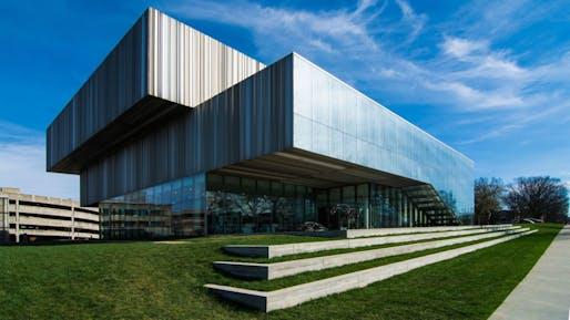 Institutional Award winner: Speed Art Museum located in Louisville, Kentucky. Image: Joe Brennan Phalanx Studios.
