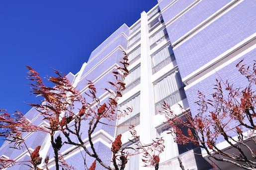 Purple Hotel. Found via flickr.