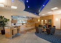 Bank Branch Interior Design