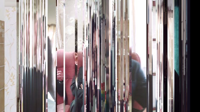 Film Splices: Trunk (2013), directed by Jack Taylor Cox,Seconds: 664,Slices: 138,Avg Slice Time: 4.81 seconds. Courtesy of Colin Sieburgh.