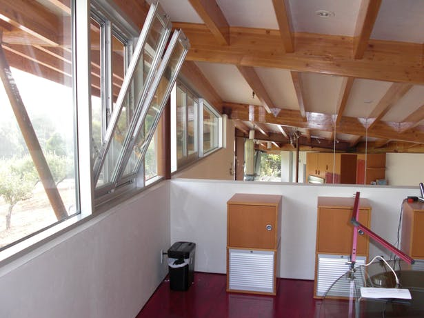 Loft Work Area