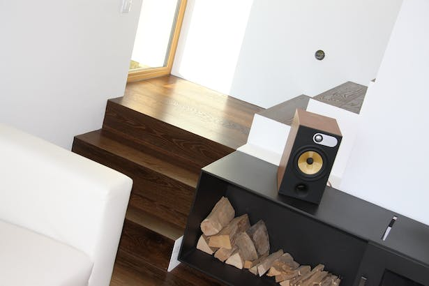 House XS - staircase