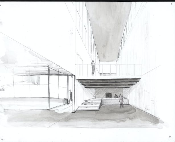 Wall of the City Rendering