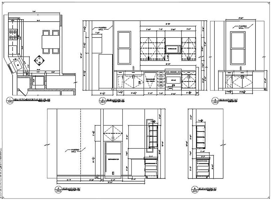 Apartment Interior Renovation Cd Set Alla Albert Archinect