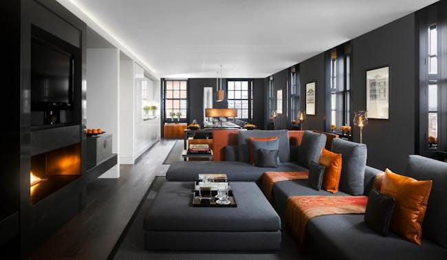 Grosvenor House Apartments - London by Woods Bagot. Photo © Woods Bagot