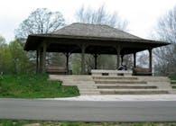 Overlook Pavilion, Baringer Hill, Cherokee Park