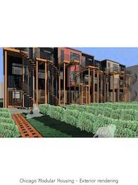 Chicago Modular Housing