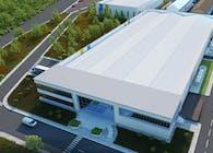 sanayi yapıları | bosna | doboy fabrika projesi