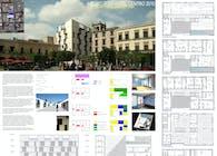 Hotel Centro 2010 International competition. Guadalajara Mexico