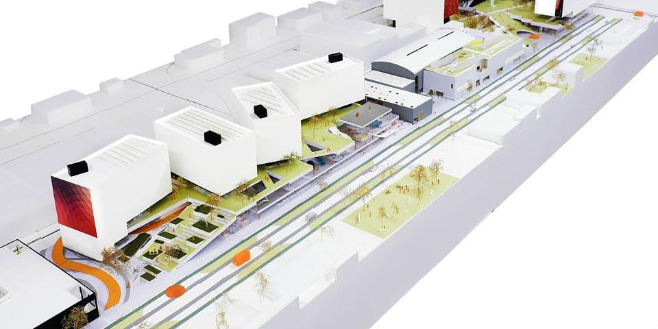 Artcenter College Of Design Presents 15 Year Master Plan