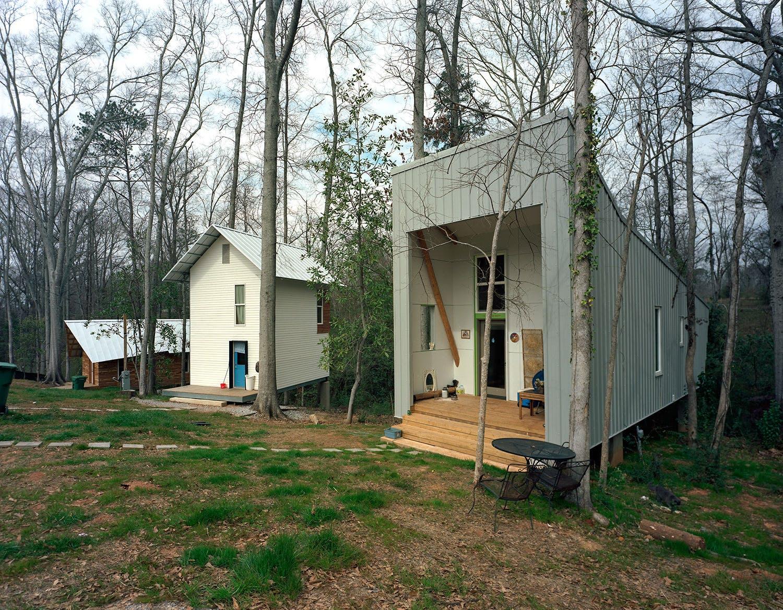 Autodesk Foundation established to further support impactdesign – Rural Studio 20K House Floor Plans