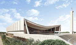 Adjaye Associates unveils design for new Ghana National Cathedral in Accra