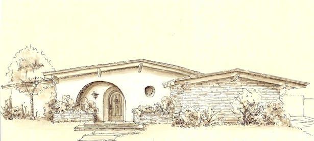 Concept Sketch.
