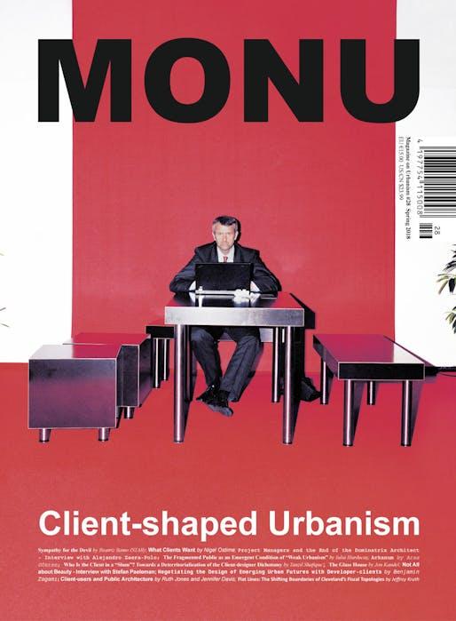 Cover of MONU #28
