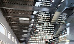 Stacked: Archinect's comparison of Fujimoto and Tschapeller's library stacks