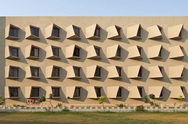The Changing Culture Of Architecture In Modern India Features