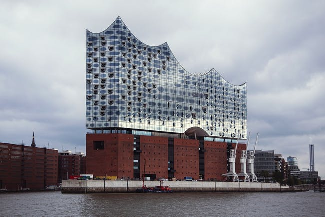 Elbphilharmonie, October 2016. Photo © Sophie Wolter