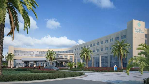 New St Joseph Hospital / South, Apollo Beach, Florida