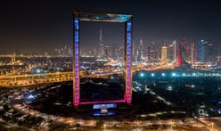 Controversial Dubai Frame opens to the public almost a decade after it was first designed