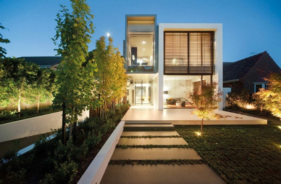 Glenbervie House In Melbourne By Darren Carnell Architects | Blogs |  Archinect