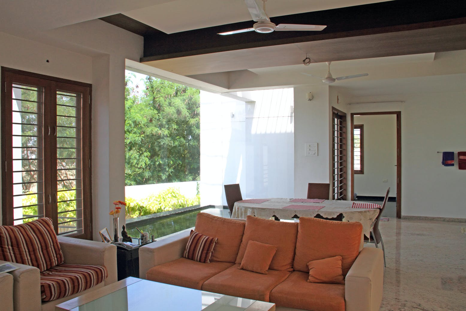 House for mrs mr vasuki rajagopal murali architects for Tamilnadu style home design