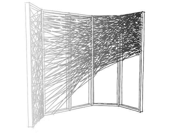Panel Detail Sketch