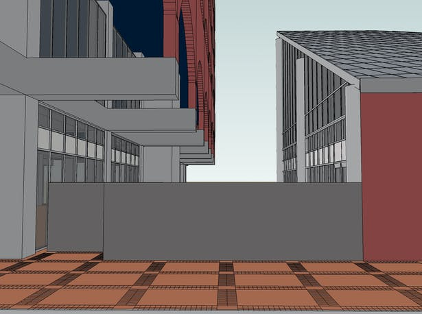 1st design (West View) 2 of 3