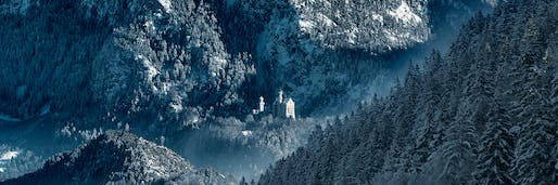 Sense of Place — Project: Castle Neuschwanstein in Winter. Photographer: Dirk Vonten