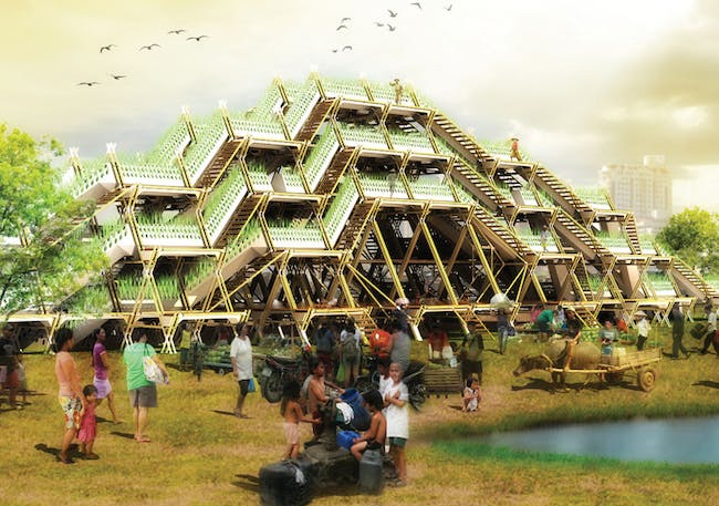 Honorable Mention: Vertical Farm