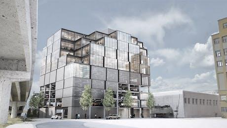 7 SE Stark with Works Progress Architecture