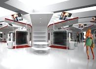 12 Retail concept store - © 2014 OVA Studio Ltd.